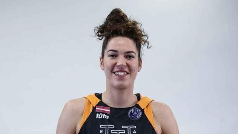 Megan Huff İzmit Belediyespor'da