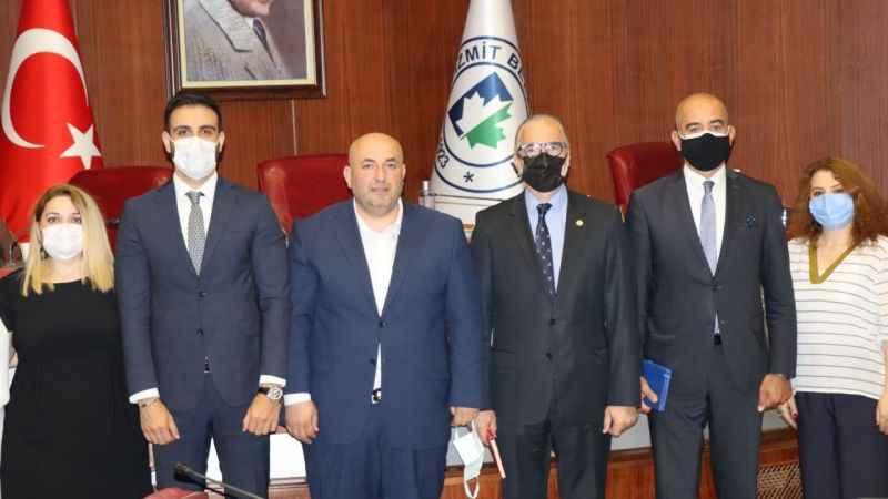 İzmit Belediyesi ile BELBİM Çınar Kart'ı masaya yatırdı