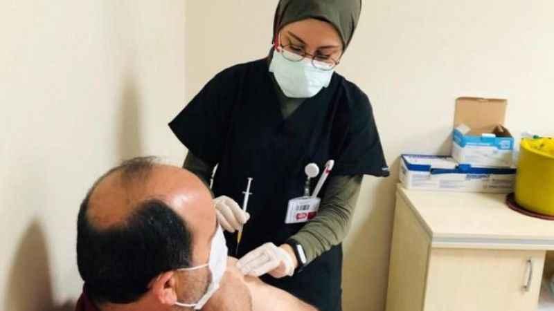 Özel hastaneler ve ASM'lerde Biontech aşılaması başladı