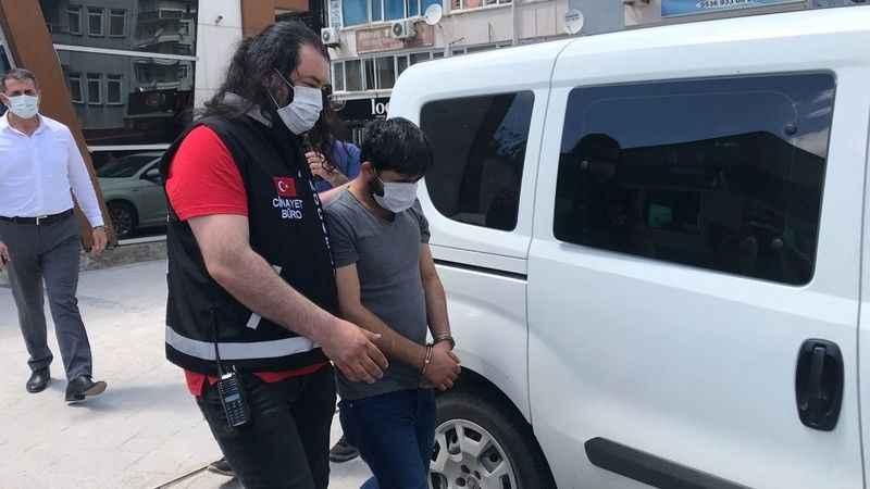 Amcasının dini nikahlı eşini boğarak öldüren şahıs tutuklandı