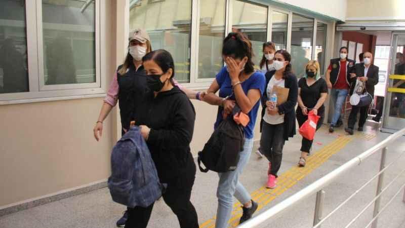 PKK/KCK operasyonunda 7 kişi serbest bırakıldı