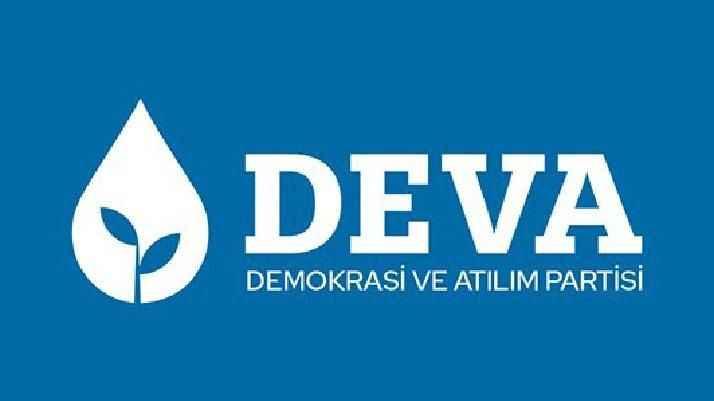 DEVA Partisi Karamürsel İlçe Başkanı istifa etti