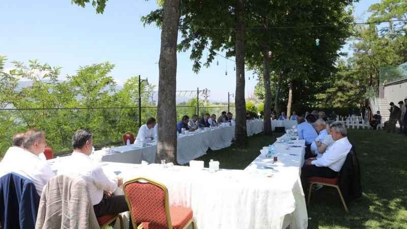 AKP geniş kapsamlı SEDAŞ toplantısını bu kez yüz yüze yaptı