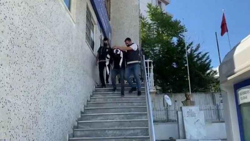 35 bin liralık vurgun yapan hırsız yakalandı