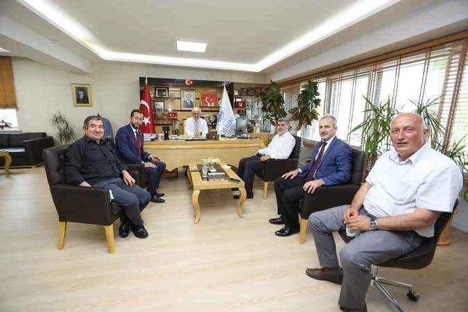 Milletvekili Çakır'dan  Derince ziyareti