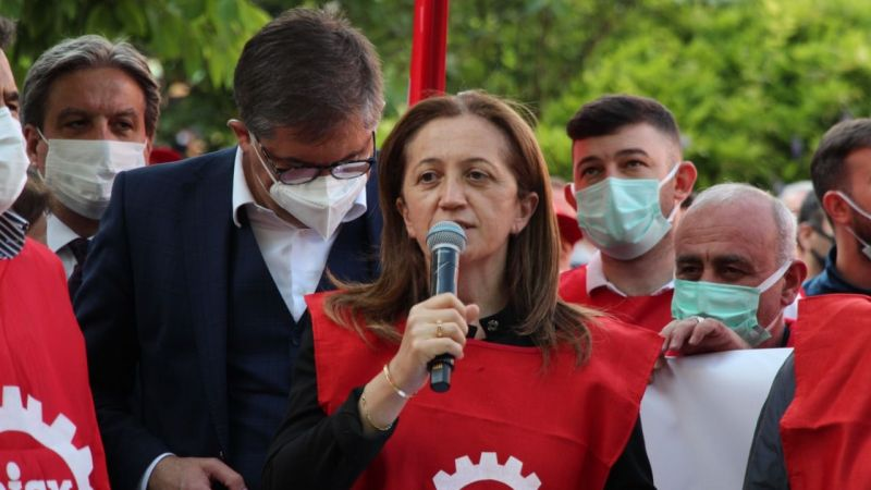 Arzu Çerkezoğlu: Kocaeli'den başlayan yolu yürümeye devam edeceğiz