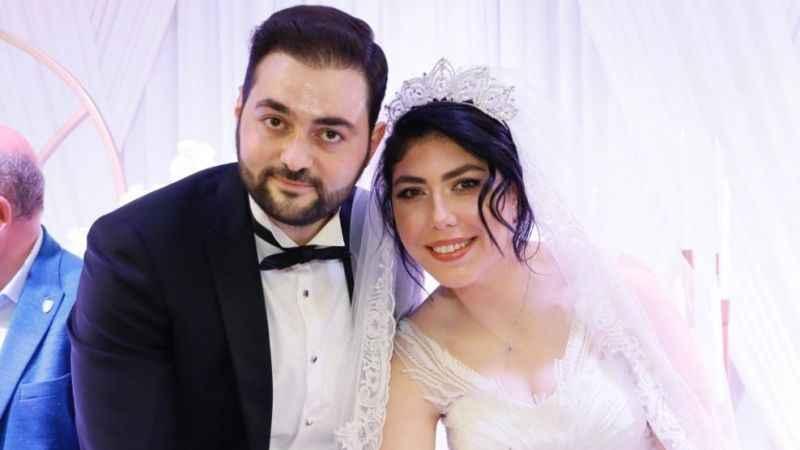 Belediye çalışanları Ayşe Nur ile Doğan dünya evine girdi