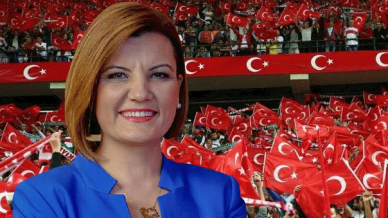 Fatma Kaplan Hürriyet Bakü'ye gidiyor