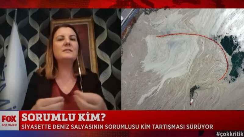 Hürriyet, Marmara Denizi için FOX TV'den seslendi: Önergelerimizi neden dinlemediniz?