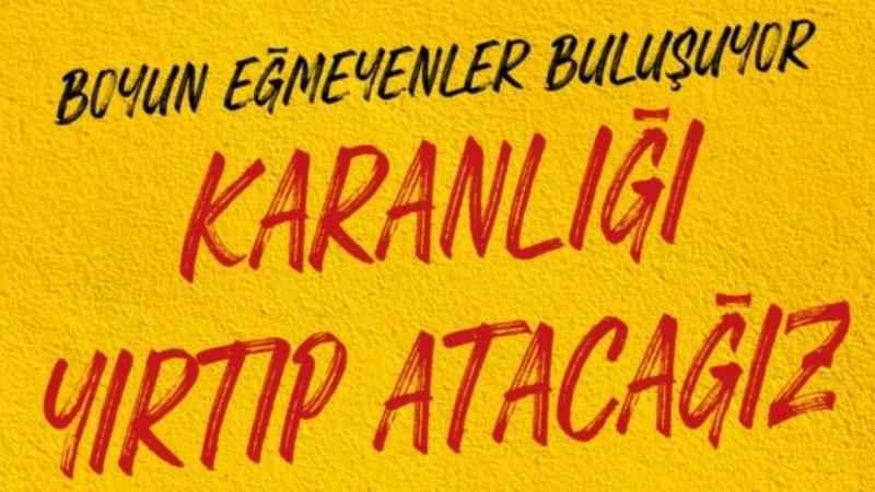 TKP: Bu karanlığı yırtıp atacağız