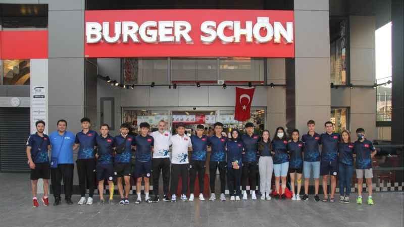 Ödüller Schön Burger'den