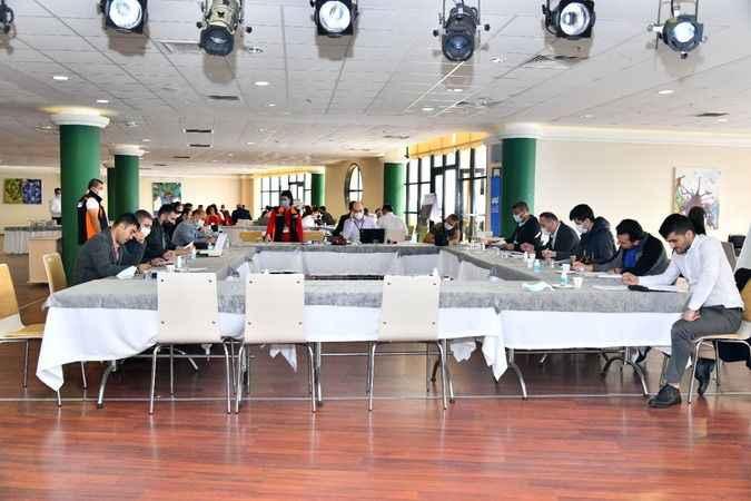 İRAP Çalıştayı'nın  ikincisi KOÜ'de yapıldı