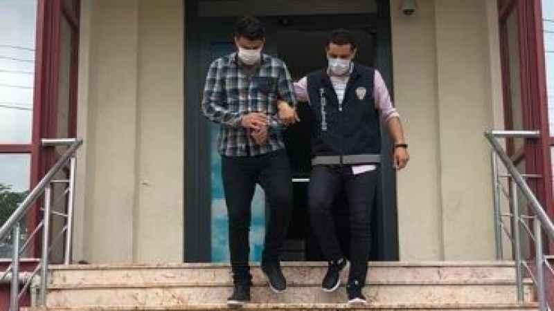 2 kişiyi gasp eden şüpheliler yakalandı