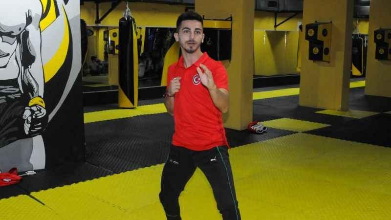 Milli karateci Eray Şamdan: Olimpiyatlarda ilk şampiyon olarak tarihe geçmek istiyorum