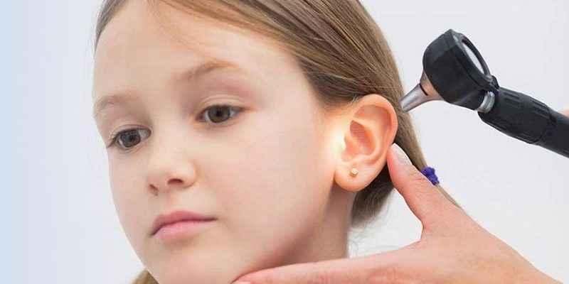 Çocuklarda orta kulak iltihabına dikkat!