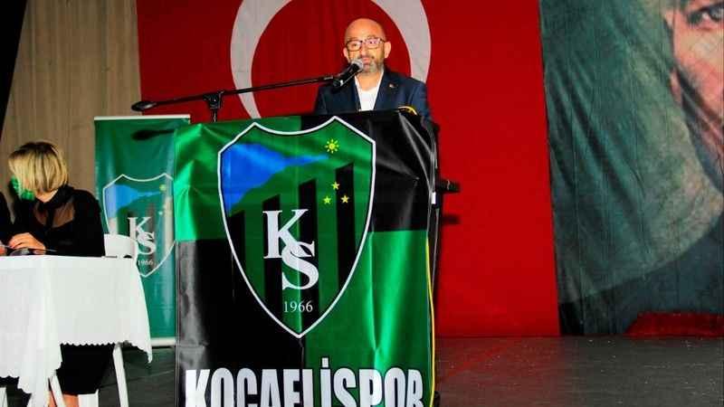 Kocaelispor'un eski başkanı Hüseyin Üzülmez vefat etti