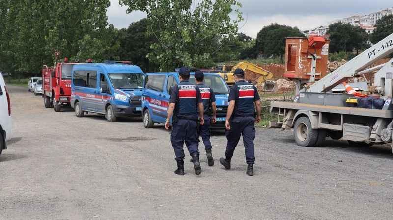 Lütfü Türkkan'ın kaçak çiftliği tahliye ediliyor