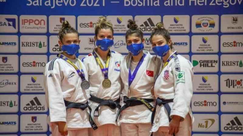 Judocularımız Avrupa arenasında başarılı sonuçlar aldı