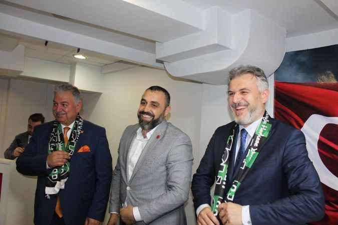 YRP'li Bekin: Erbakan,  en genç cumhurbaşkanı olacak