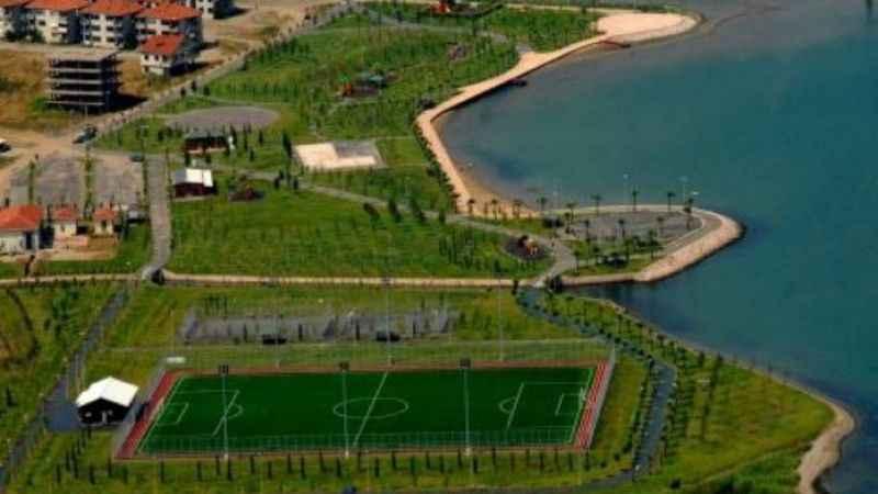 Kişi başına düşen yeşil alanımız12,57 metrekare