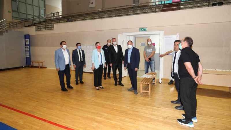 Hürriyet, Spor İstanbul A.Ş ilesportif aktiviteleri görüştü