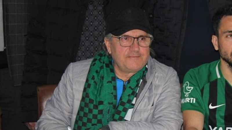 Mustafa Reşit Akçay entübe edildi