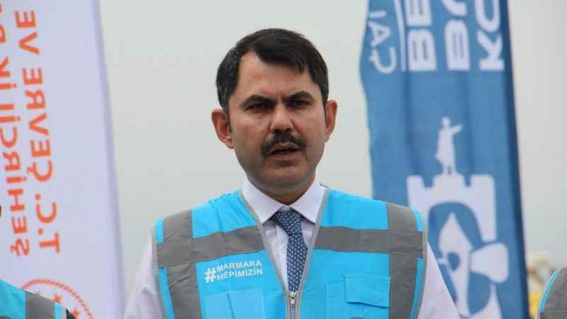 Bakan Murat Kurum: 16 işletme faaliyetten men edildi