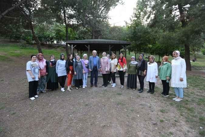 AKP Fatih, piknikte buluştu