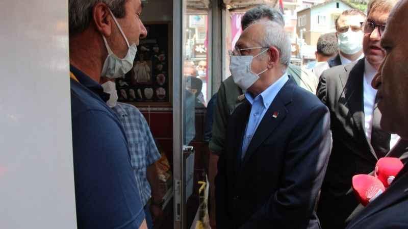"""Kılıçdaroğlu'dan özeleştiri! """"Sanane kardeşim başörtüsünden"""""""