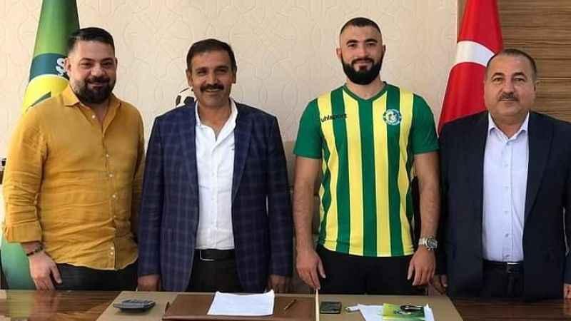 Kemal Can, Urfa'ya gitti