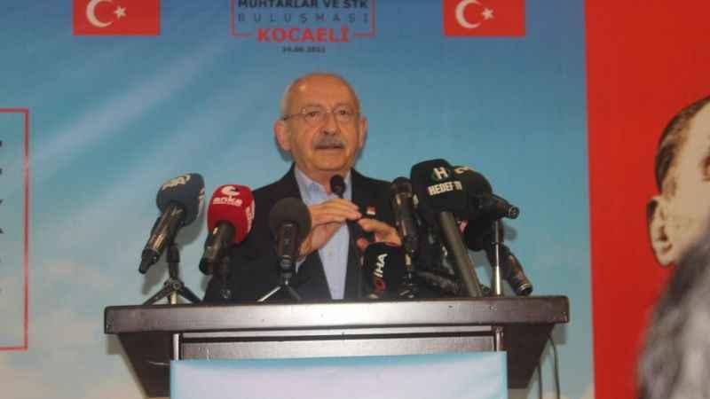 Kılıçdaroğlu: Kocaeli'nin hangi sorunu çözüldü?