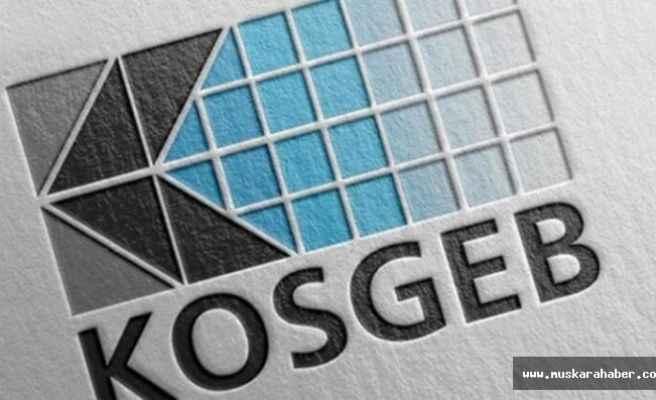 KOSGEB'den mikro ve küçük  işletmelere hızlı destek programı