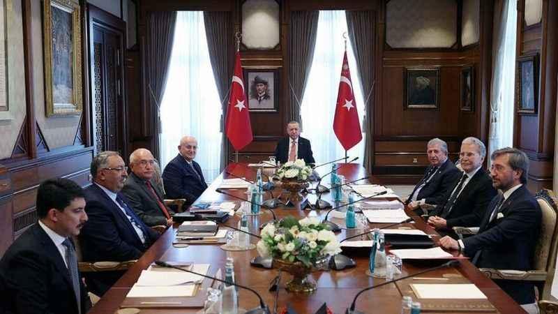 O iki vekil Kocaeli'nin sorunlarını Erdoğan'a iletti