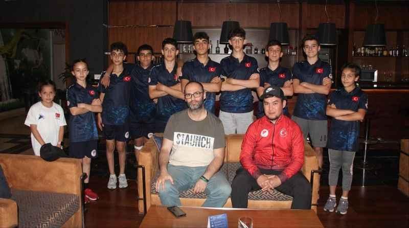 Arthur Sultangaliyev: Türk sporcularına çok güveniyorum