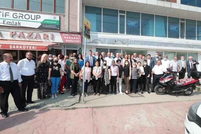 Hürriyet'in Körfez'de ikinci durağı İYİ Parti oldu