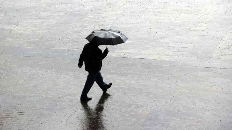 Meteoroloji uyardı: Şemsiyelerinizi unutmayın