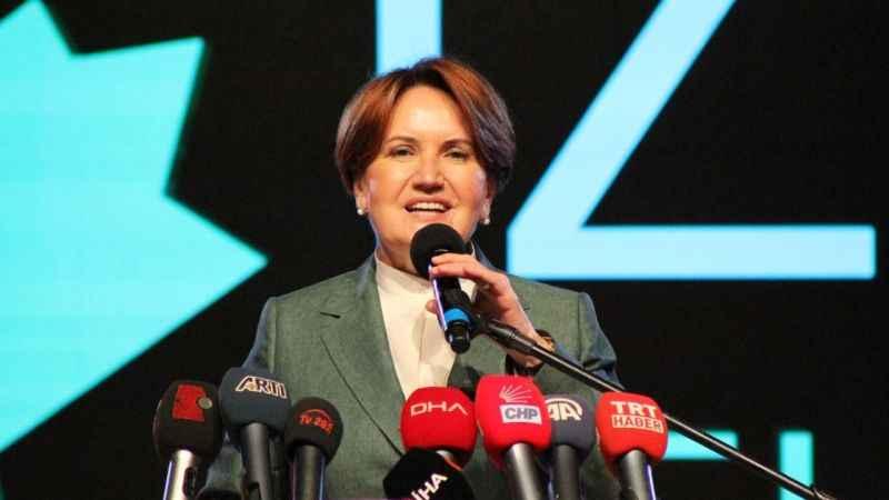 Meral Akşener'in Kocaeli programı belli oldu