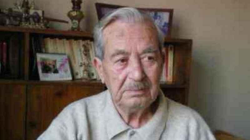 Hüsmen Erdoğan 98 yaşında vefat etti