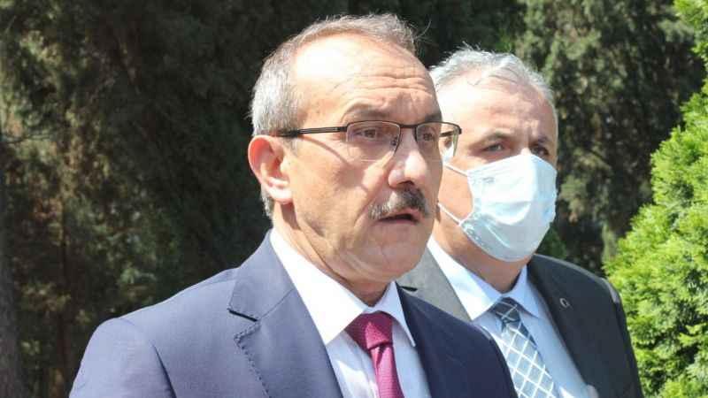 "Vali Yavuz: ""Aşılamada yüzde 60 sınırına ulaşamadı"""