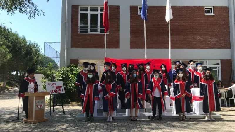 ODTÜ GV Özel Kocaeli Okulları KYÖD ortaokulu öğrencileri liseye merhaba dedi