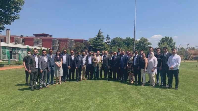 Deva Partisi'nden Kocaelispor'a kutlama