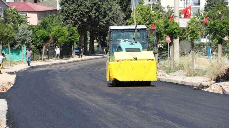 Darıca Battalgazi Caddesi'nde yoğun çalışma