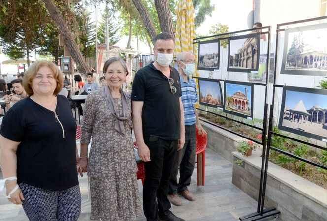 Karamürsel'de 'Mimarlık Kültürü'  fotoğraf sergisi açıldı