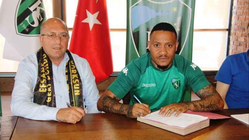 Kocaelispor'da dış transfer raporu