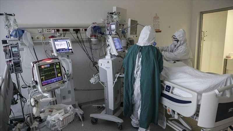 Son 24 saatte koronavirüsten 55 kişi hayatını kaybetti