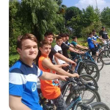 Aaaa, bisikletli  pehlivanlar