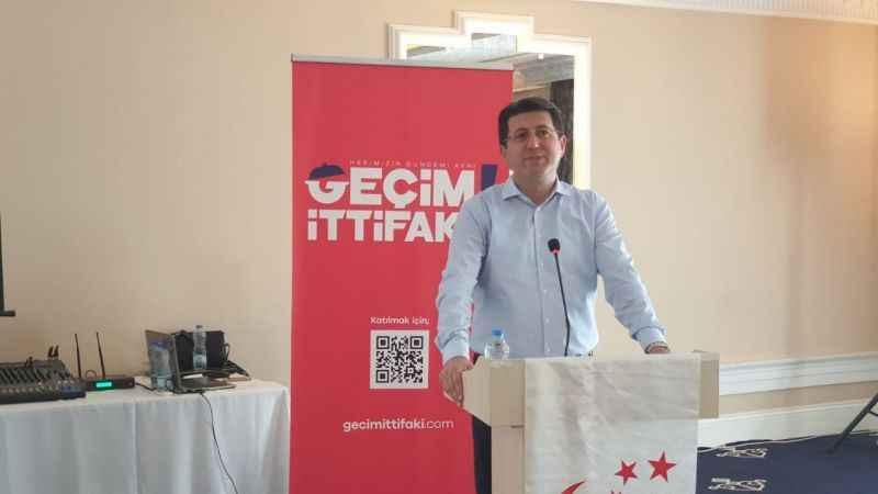 Mutlu: Türkiye çabuk toparlanır,  yeter ki adil yöneticileri olsun