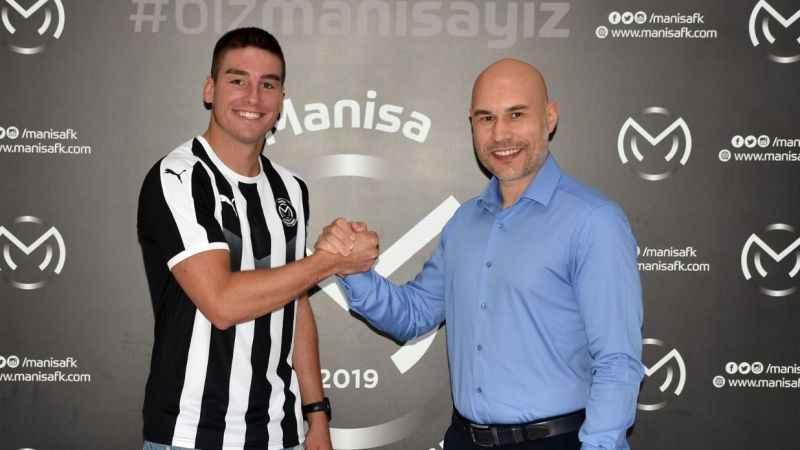 Manisa FK, Slovenyalı Leon'u da kaptı