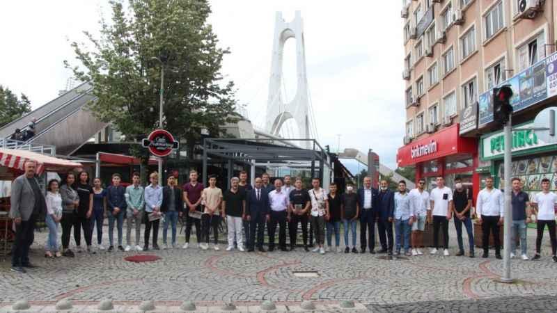 MHP Kocaeli'de sosyal medya platformu kuruldu