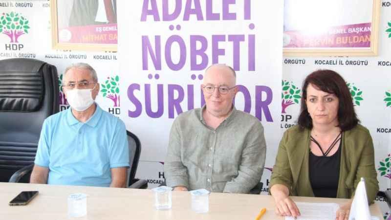"""""""Gergerlioğlu derhal serbest bırakılmalıdır"""""""